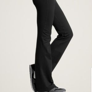 Gapfit gflex wide bottom yoga pants